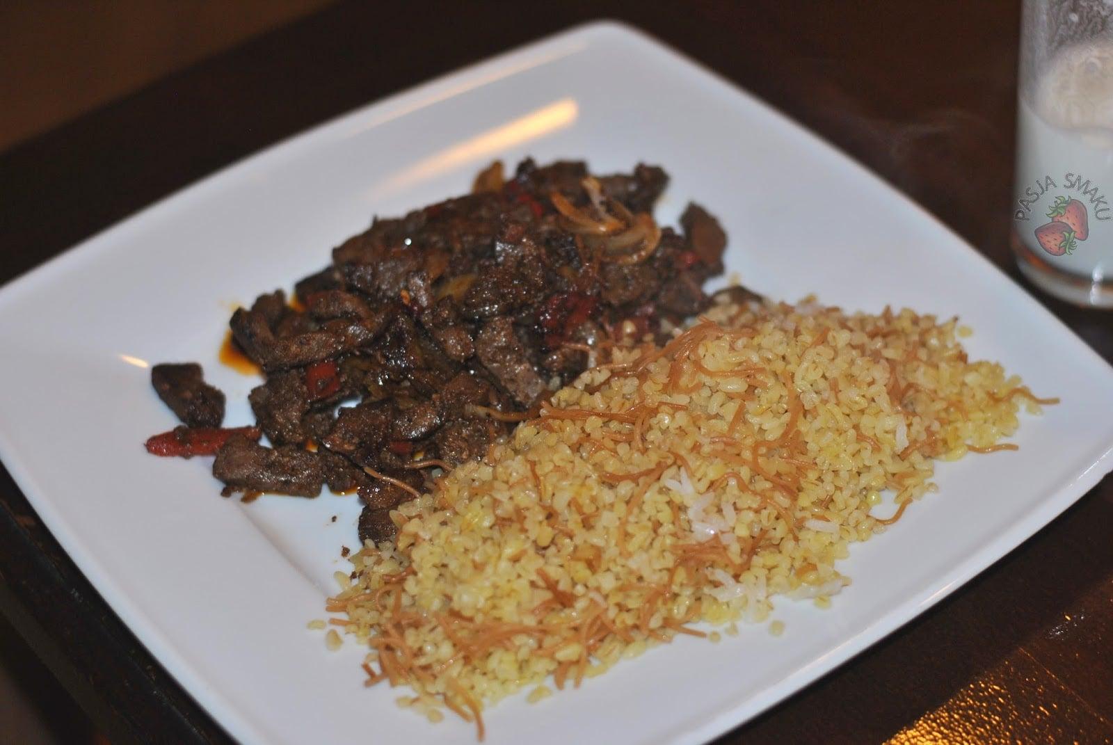 Amali Kuchnia Syryjska Pasja Smaku